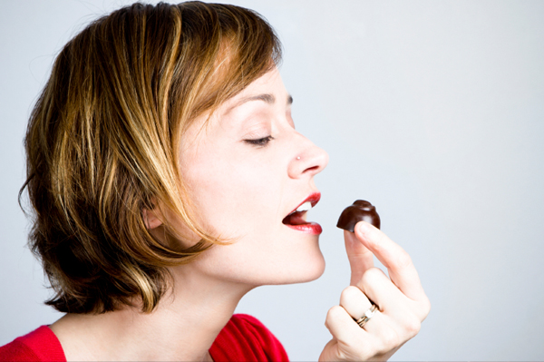 how to not eat chocolate