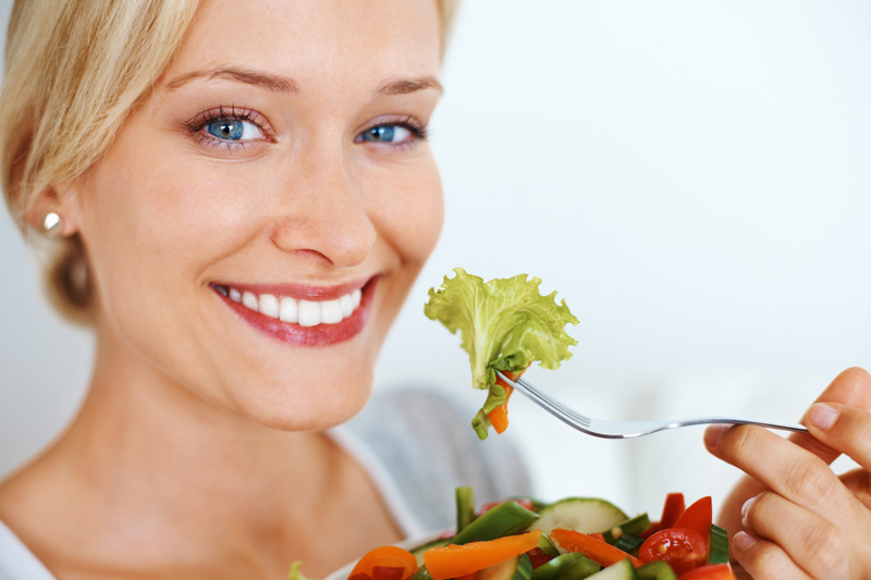 What we eat affects healthy ageing