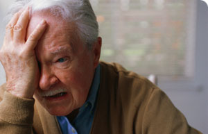 how to help an elderly person with depression
