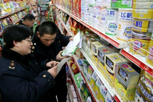 Producers added drugs to health food: Chinese watchdog