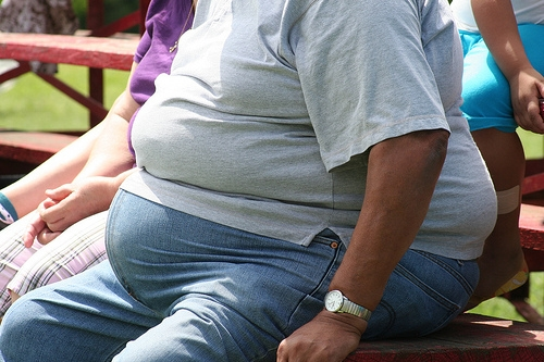 Over 33pc men `too fat to see their own penis`