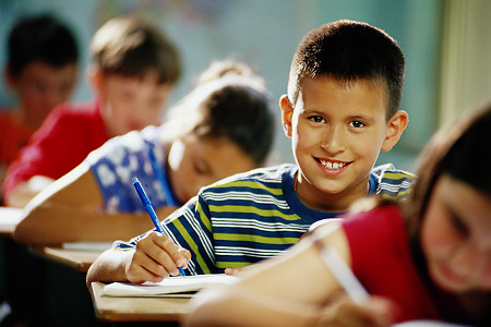Fitter kids also perform better in classroom