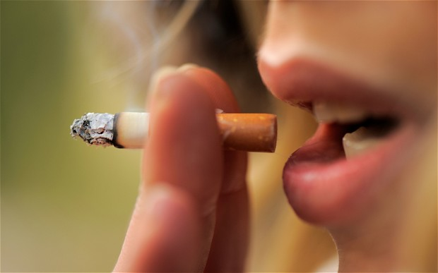 Study debunks smoking makes you slimmer myth