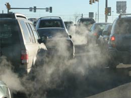 Traffic pollution can up kids' risk of allergies by 50 per cent