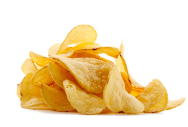 Good news for chips lovers, chips may help in fighting cancer