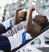 Weight training, jogging promotes bone growth in men