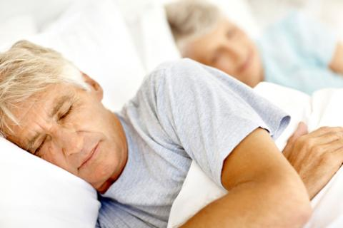 Help your grandparents sleep better with this..