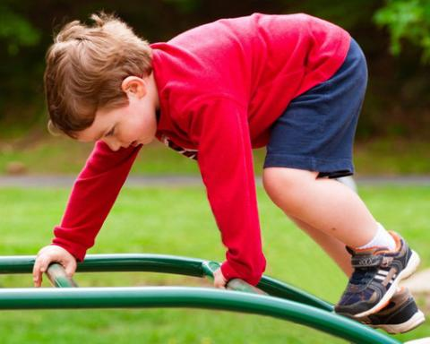 Did You Know! Physical activity levels may start tailing off at age 7