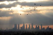 Air pollution alters effectiveness of antibiotics