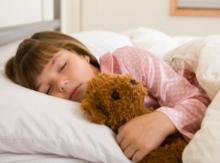Parental health behaviors are associated with child sleep duration