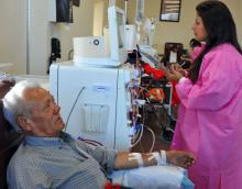 Researchers finds warfarin alternative which helps dialysis patients
