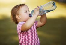 What the! Clean drinking water can cause asthma
