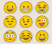 Emoticons help teachers gauge happiness level in children