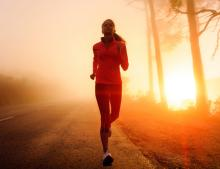 The more you exercise, the stronger your bones get