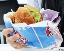 Now, tracing chemicals from fast-food wrappers in body possible
