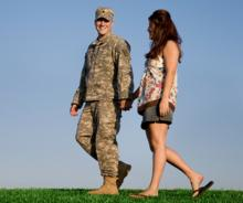 Share good news: a must for military couples