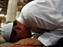 If done properly, Muslim prayer ritual can reduce lower back pain