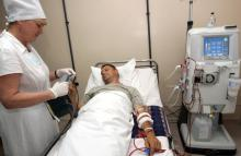 Patients on dialysis reluctant to treat depression