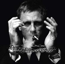 Addicted to smoking? Blame James Bond for it