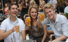 Good students are more into booze, smoking pots: Study