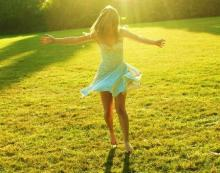 Another benefit! Sunlight can boost your immune system