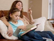 Third-hand smoke, a hidden danger for kids