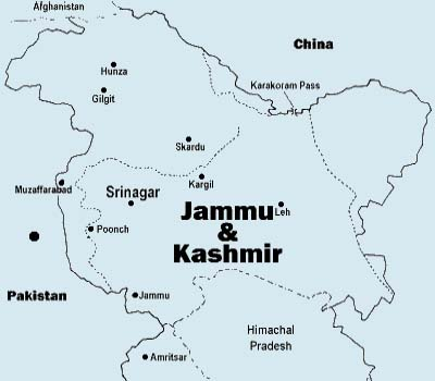 Tremor jolts Kashmir Valley as violence continues