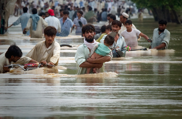 1,500 killed in Pakistan floods | TopNews