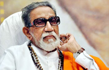 Thackeray only non-MP to get obituary reference in parliament