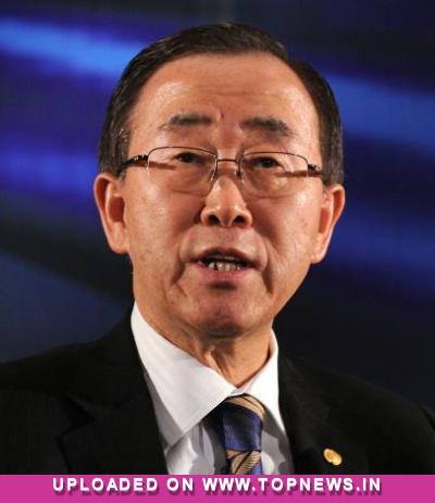 UN chief condemns terrorist violence in Pakistan