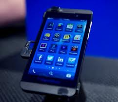 UK sales of new BlackBerry smartphones 'better than expected'