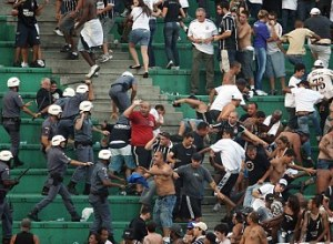 Two dead in Brazilian football shootings