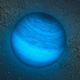 `Homeless planet` 7 times bigger than Jupiter discovered ...