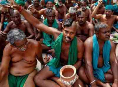 No farmer committed suicide over drought: TN Govt. to SC