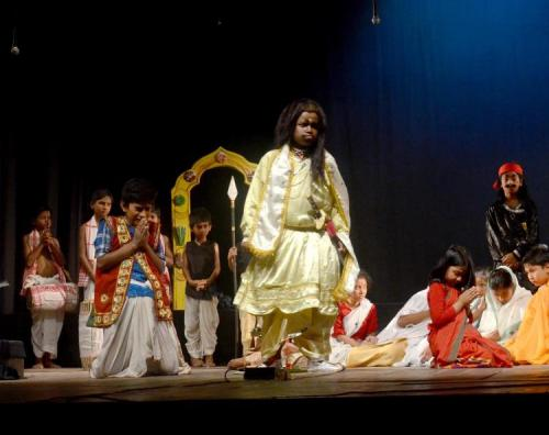 First edition of Guwahati Theatre Festival brings a smile to people of northeast