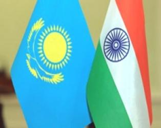 kazakhstan and india relationship