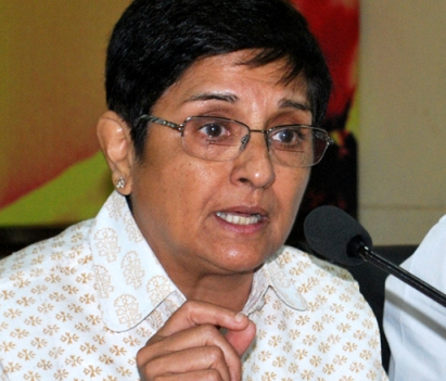 Kiran Bedi targets AAP, says 'its become a 'dirty, disturbed and desperate' Delh