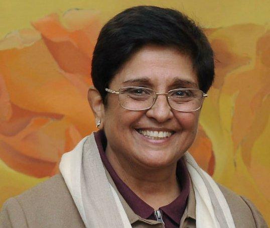 Kejriwal's language against PM Modi 'unforgivable', says Kiran Bedi