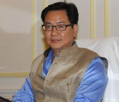 Govt. giving full support to Surrender and Rehab Policy: Rijiju