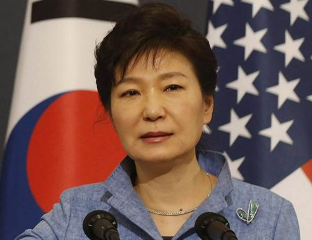 South Korean president offers to revise constitution