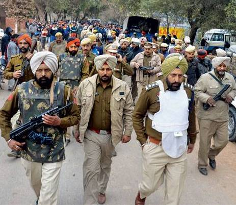 Forces exhibited 'highest standard of professionalism' in Pathankot, says Punjab