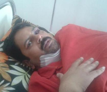 'They slit my throat and left me bleeding', says Gurdaspur SP's friend