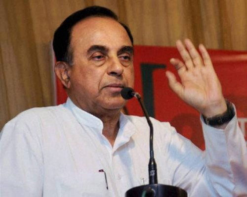 Asked SC to appoint judges to mediate 'Ram Mandir' issue: Swamy
