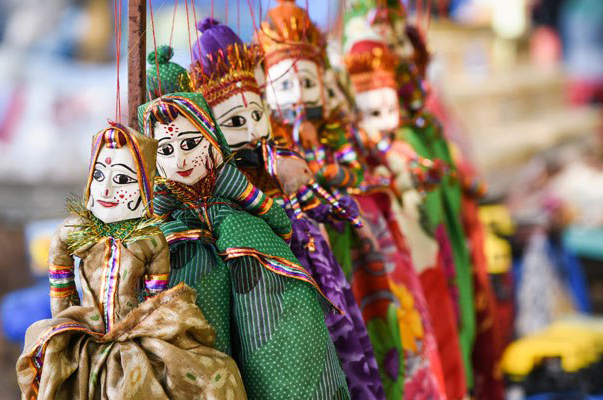 Surajkund Crafts Mela sees significant participation of foreign nations