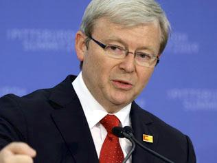 Kevin Rudd to speak on China's new leadership