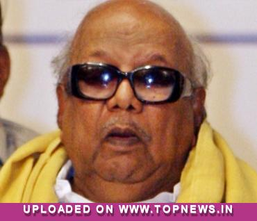 Karunanidhi nominates M K Stalin as DMK successor after him