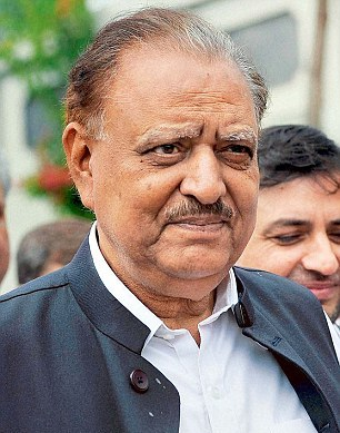 Mamnoon Hussain takes over as new President of Pakistan