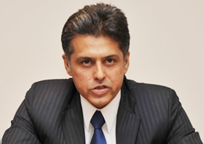 ''Frustrated BJP diverting attention from Gadkari issue'': Manish Tewari