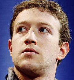 Zuckerberg 'biggest dollar loser' on Forbes 400 list following Facebook's lackluster IPO