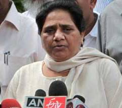 Mayawati terms diesel hike ''anti-people'', demands 12 cylinders per household